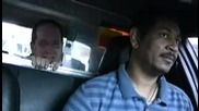 човек се наси*а от страх - возисе в taxi