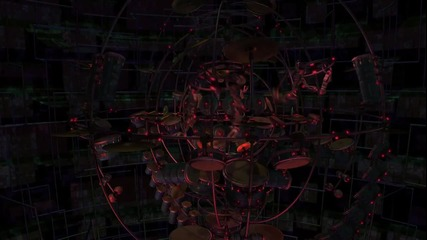 Animusic Hd - Gyro Drums (1080p)