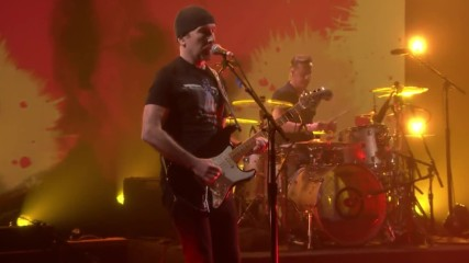 U2 – You're The Best Thing About Me | Live @ The Jimmy Fallon's Tonight Show