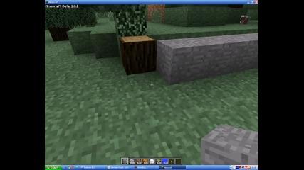 Как да си направим тоалетна в Minecraft !