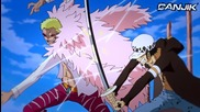 One Piece - Law vs Doflamingo Amv Leave It All Behind