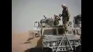 Един много готин изстрел в Ирак