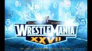 Wrestlemania 27 Theme - Written in the Stars