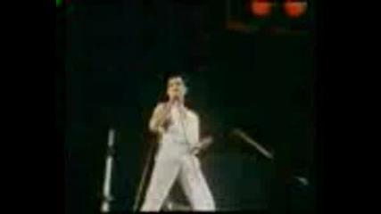 Куин На Живо В Будапеща През 1987(музикален концерт)-част 1