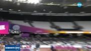 Ружди Ружди разби световен рекорд и спечели злато в Лондон