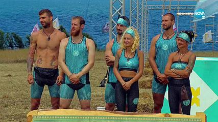Игри на волята: България (29.09.2020) - част 3: Кое ПЛЕМЕ отива на Номинационен съвет