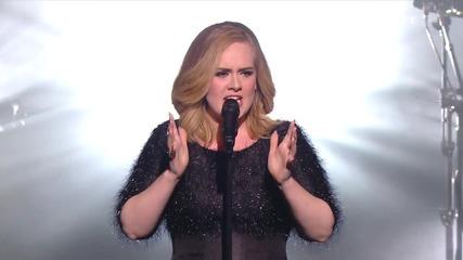 Adele - Hello (nrj Music Awards 2015)