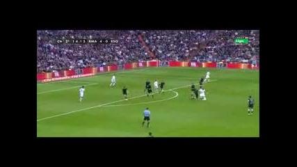 Сезон 2013-2014 Примера 13 Кръг Реал М - Реал Сосиедад 5-1 Целия Мач
