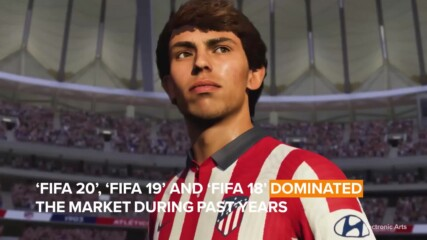 И най-продаваните игри в Европа са...