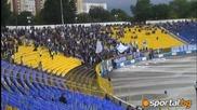 27.09.2008г. / Левски - Литекс 2:0 / Сектор б скандира Мъри