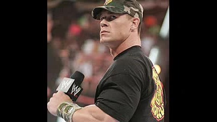 Wwe John Cena - The Champ Is Here