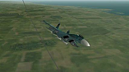 Въздушен бой Flanker 2.5 Rokitg