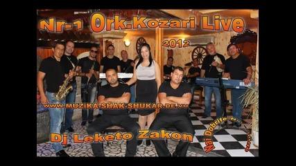 Ork Kozari Vasko Kitaeca Mimi Sandokana Isprati Mi Maiko 7-8 Leva Live 2012 Dj Leketo