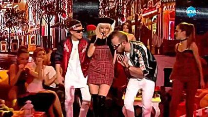 Дара - Havana - X Factor - Коледен концерт (24.12.2017)
