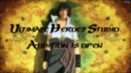 Ultimate Heroes Studio Audition is open