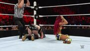 Paige vs. Sasha Banks: Raw, July 27, 2015 (Full Match)