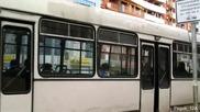 Чавдар 120: А 2655 Вн по линия 8 в Бургас - първа част
