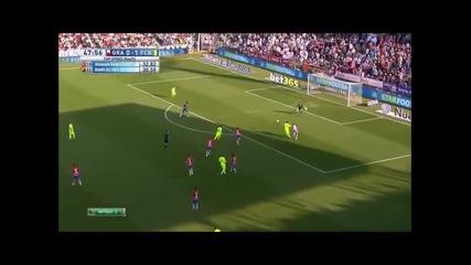 28.2.2015 Гранада-барселона 1-3 Ла Лига