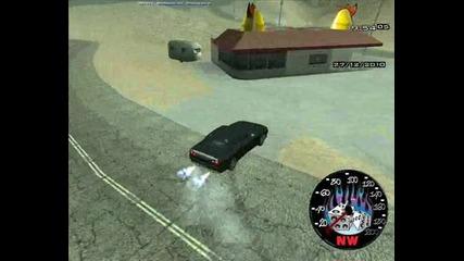 Crazy Drifting !!!