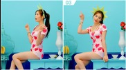 |бг превод| Orange Caramel - My Copycat ( Official Music Video )