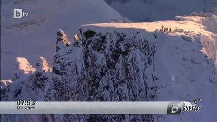 Ускорен курс по лавинна безопасност