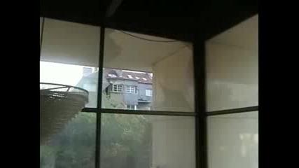 Щети в София от взрива в Челопечене