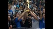 Баскетболният Левски избухна в луда радост след триумфа