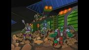Tmnt Btts Mayhem From Mutant Island 7