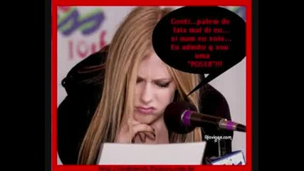 Avril Is So Ugly