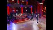 Dancing Stars - Нели и Наско елиминации (03.04.2014г.)