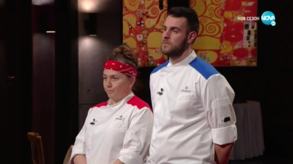 Отпаднал участник - ''Hell's Kitchen'' (02.04.2020)