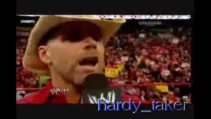 1000 във вибокс7 Shawn Michaels Mv - Never Too Late