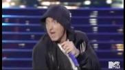 Eminem - Mtv Vma Performance 2010 - Not Afraid & Love the way you lie