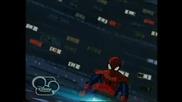 Спаидърмен ep.6 премиера бг аудио 14.10.2012