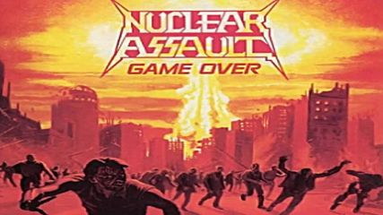 Nuclear Assault - Live, Suffer, Die [instrumental] [studio version]