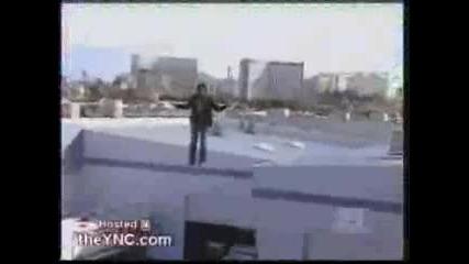 Фокус - Летящ Мъж