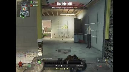 Ballistic Knife Streak