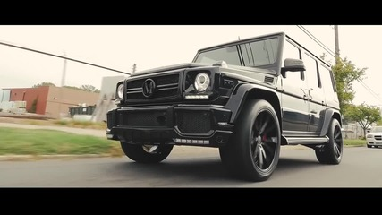 Eurowise Performance The @yoventura 700hp Mercedes G63 Amg