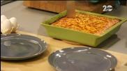 """Супа от печен чесън и ябълков сладкиш в """"Бон Апети"""" (24.11.2014г.)"""