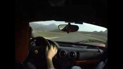 Супер луд дрифт с Ferrari Enzo !