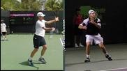 Тенис уроци : Ретур