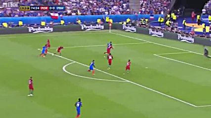 10.07.16 Португалия - Франция 1:0 * Евро 2016 *