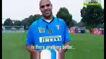 Adriano Star Skills