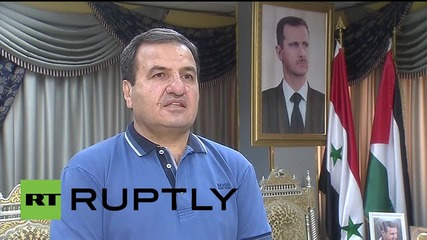 """Syria: """"Army's land forces and Russian air support will bring victory"""" - Latakia Governor"""