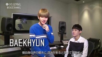 (превод) Exo Channel Japan Епизод 5