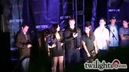 Kellan Lutzs Dream Date! [new Moon Cast Tour]