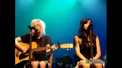 The Veronicas - Dont Say Goodbye