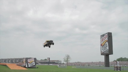 Hot Wheels - Drivers World Record Jump