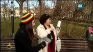 Пополина Вокс - за или против легализацията на марихуана - Господари на ефира (30.01.2015)