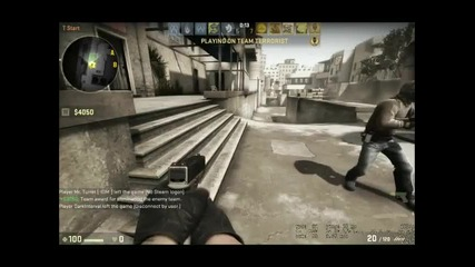 Cs:global Offensive de_dust Gameplay